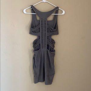 Kardashians by Bebe dress